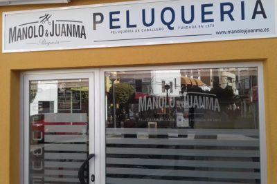 Peluquería Manolo y Juanma